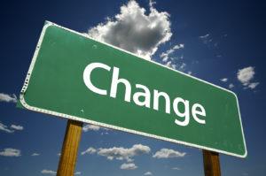 change-greensign
